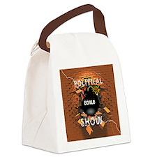 pbs2 Canvas Lunch Bag