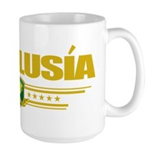 Andalusia (Flag 10) pocket Mug