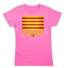 Cataluna (Flag 10) Girl's Tee