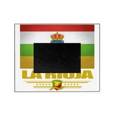 La Rioja (Flag 10) Picture Frame