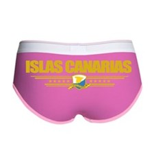 Islas Canarias (Flag 10) pocket Women's Boy Brief