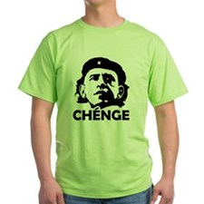 Che-Bama POSITIVE BLACK WHITE T-Shirt