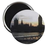 Big Ben Sunset Magnet