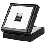 Big Ben Sunset Keepsake Box