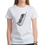 Worn 80's Cellphone Women's T-Shirt