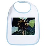 Dark Sunflower Bib