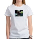 Dark Sunflower Women's T-Shirt