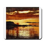 Machrihanish Sunset Mousepad