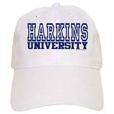 HARKINS University Baseball Cap