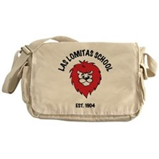 Las Lomitas logo Messenger Bag