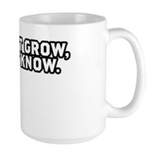 TSHIRTS_grow_white Mug