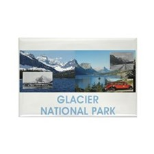 glaciertran Rectangle Magnet