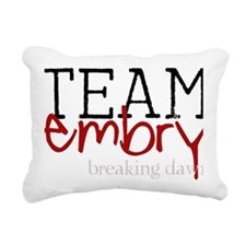 embry Rectangular Canvas Pillow