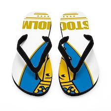 Stockholm (Flag 10) Flip Flops