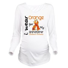 DONE2 Long Sleeve Maternity T-Shirt