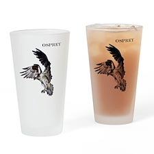 TShirt_Full osprey copy Drinking Glass