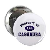 Property of casandra Button