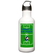 Thank You To Our Socce Sports Water Bottle