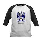 Wilkinson Coat of Arms Crest Kids Baseball Jersey