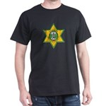 Merced County Sheriff Dark T-Shirt
