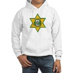 Merced County Sheriff Hooded Sweatshirt