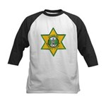 Merced County Sheriff Kids Baseball Jersey