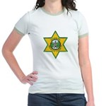 Merced County Sheriff Jr. Ringer T-Shirt