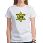 Merced County Sheriff Women's T-Shirt