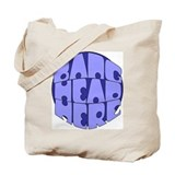 Bang Head Here Tote Bag