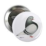 Silver Domestic Flight Button