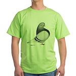 Silver Domestic Flight Green T-Shirt