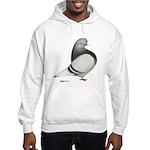 Silver Domestic Flight Hooded Sweatshirt