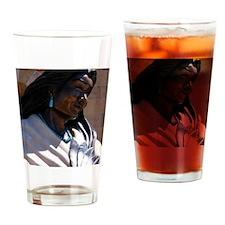 santafe 035 Drinking Glass