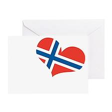 ILN-white Greeting Card