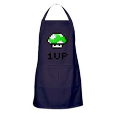 1up Apron (dark)