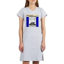 Maritime service Women's Nightshirt