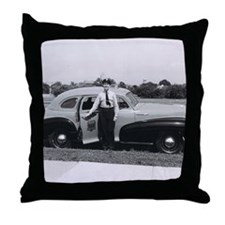 yc1 Throw Pillow
