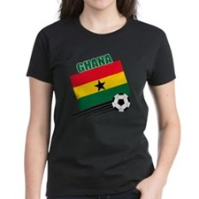 ghana soccer team light Tee