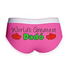 Worlds Greatest Dado Women's Boy Brief