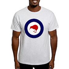 8x10-Rnzaf_roundel T-Shirt