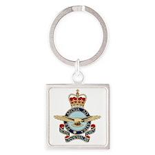 rcaf_emblem[1] Square Keychain