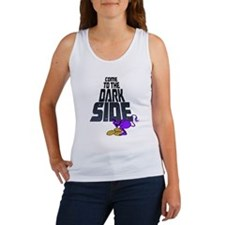 Come To The Dark Side-drk Women's Tank Top