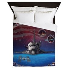 L Discovery Tribute Queen Duvet