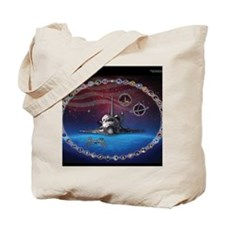 L Discovery Tribute Tote Bag