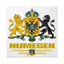 Nijmegen (Flag 10) Queen Duvet