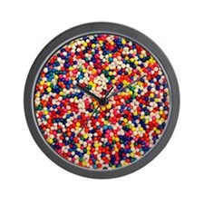 candy-sprinkles_ff Wall Clock