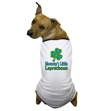 Boy St Patrick's Day Dog T-Shirt