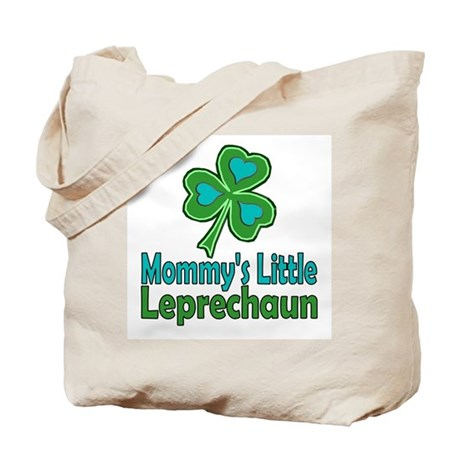 Boy St Patrick's Day Tote Bag