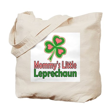 Girl St Patrick's Day Tote Bag