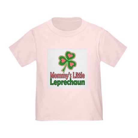Girl St Patrick's Day Toddler T-Shirt